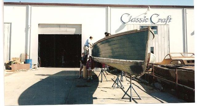 1922 Elco Motor Yacht Restortion Sacramento Boat Repair At Classic