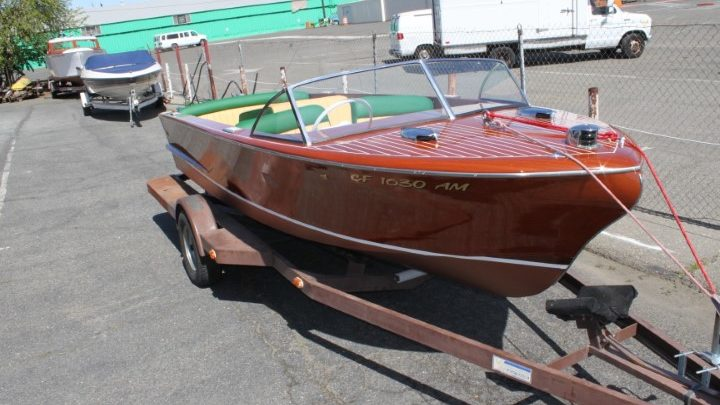 Wood Boat Restoration | Sacramento Boat Repair at Classic Craft®